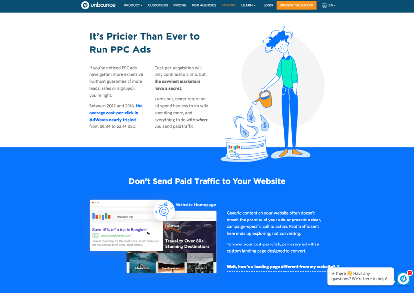 PPC Page