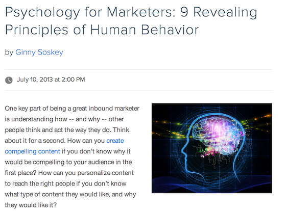 psychology-for-marketers