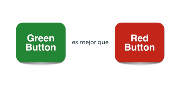 mejor color de boton para conversion