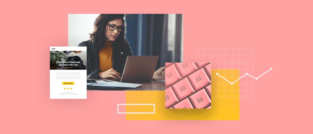 6 Workflows básicos de marketing automation con emails y landing pages