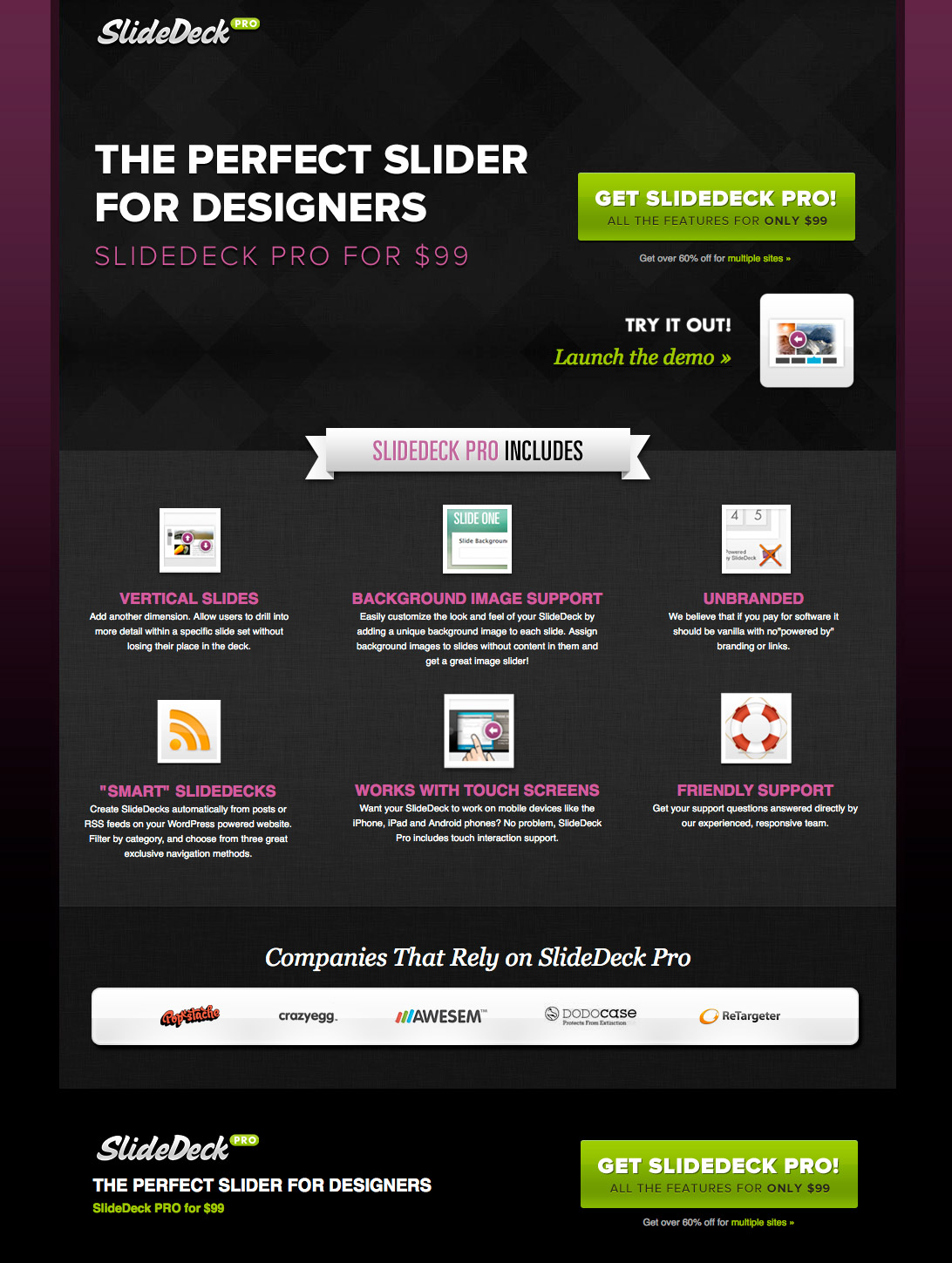 35 Beautiful Landing Page Design Examples to Drool Over [With Critiques]