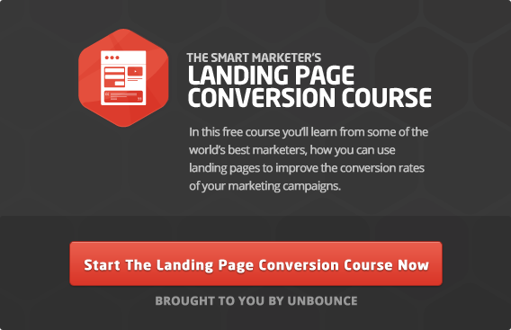 The Smart Marketers Landing Page Conversion Course