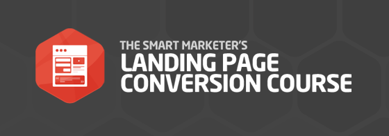 Introducing the smart marketers landing page conversion course