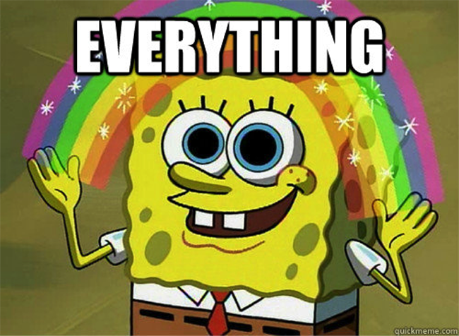 spongebob-everything