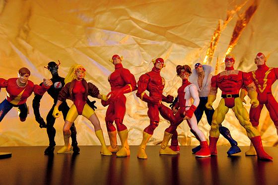 superhero-landingpage