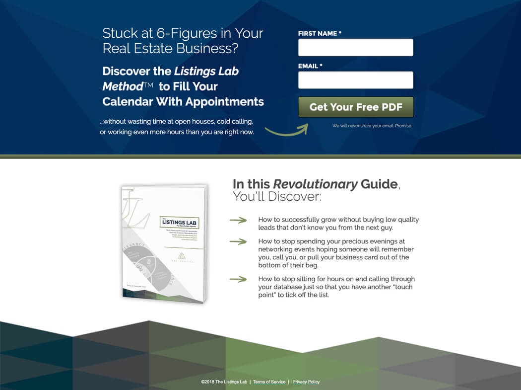 15 High-Converting Landing Pages (You'll Wish You Built Yourself)