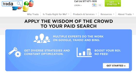 Trada Pay Per Click Management