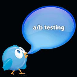 tweetables ab testing