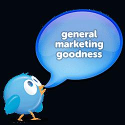 tweetables general marketing goodness