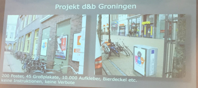 Berlin Neuromarketing Day 2016: Einsatz von Priming in Groningen