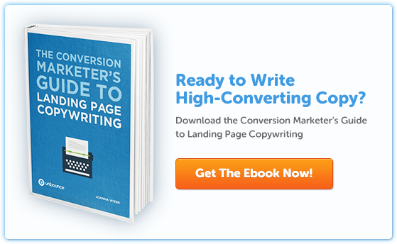 A No-Fail Process For Writing Landing Page Copy That Converts