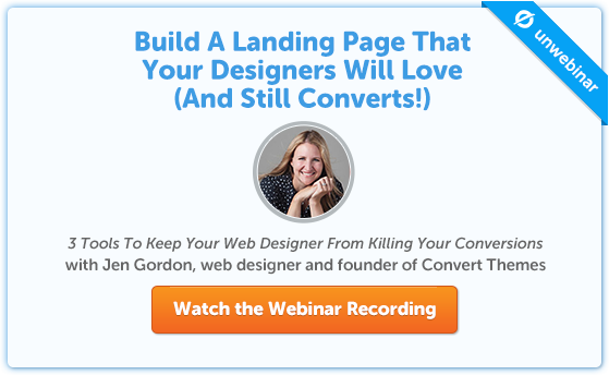 3 Tools to Keep Your Designer From Killing Your Conversions