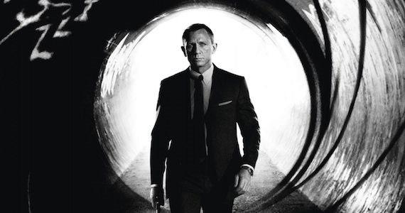 Conversion Centered Design im James Bond Vorspann