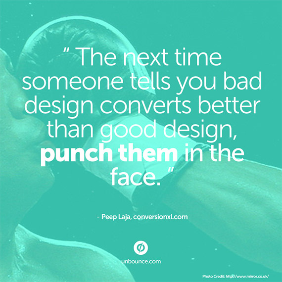 unbounce conversion insights