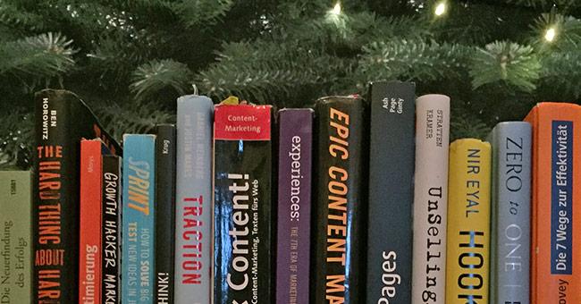Marketing-Strategie 2017: Conversion-Bücher und Marketing-Bücher