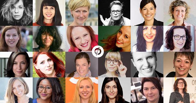Marketing-Expertinnen und Speakerinnen, mit denen du dich verbinden solltest