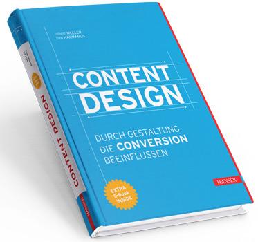 Content Design von Robert Weller und Ben Harmanus
