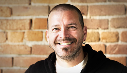 Unbounce Mitgründer und CEO Rick Perreault