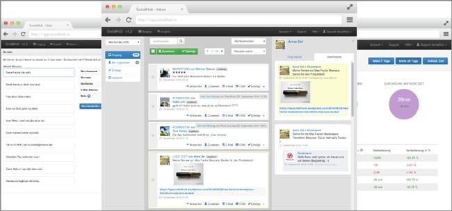 Social Media Tools: Social Hub