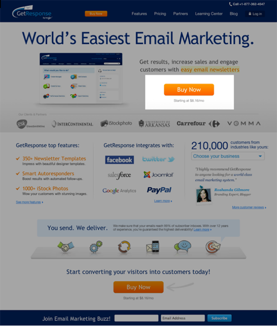 Demonstrate the Value of CRO Using Examples