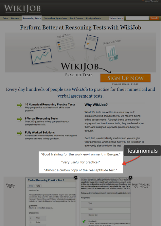 Demonstrating the Value of CRO with Examples