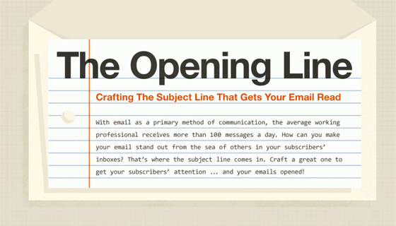 writing the perfect email subject line