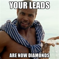 Lead Generation Diamonds
