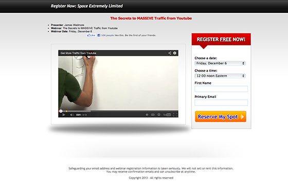 youtube-advertising-james-wedmore-webinar-CTA
